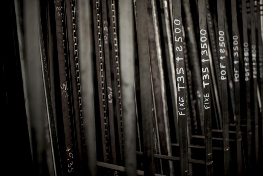 Profils en acier